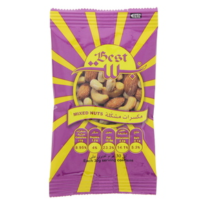 Best Mixed Nuts 20g