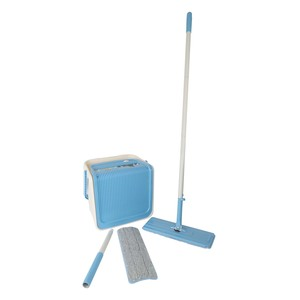 Smart Klean Squeeze Mop With Bucket 1681 Assorted Color