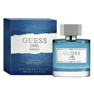Guess 1981 Indigo EDT Men100 ml