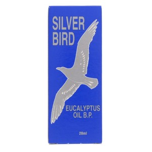 Silver Bird Eucalyptus Oil B.P. 28ml