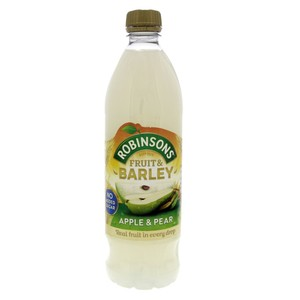 Robinsons Fruit And Barley Apple And Pear 1Litre