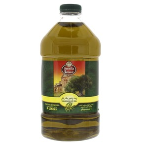 Serjella Virgin Olive Oil 4Litre