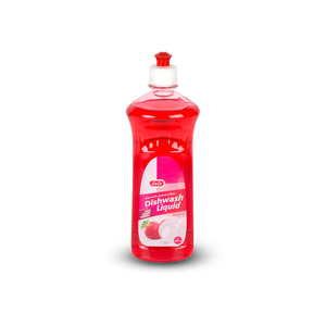 Lulu Dish Wash Liquid Strawberry 500ml