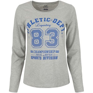 De Backers Women's T-Shirt Long Sleeve SCCLST06