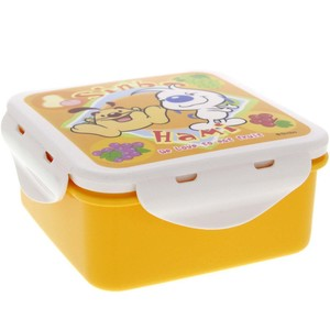 Sinbo&Hami 4Side Lock Lunch Box Assorted Colors ZP022A
