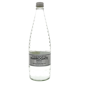 Harrogate Spring Carbonated Mineral Water 750ml