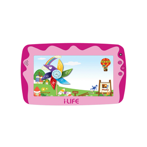 i-Life Kid's Tablet 7 inches WQ116PB 16 GB Pink