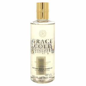 Grace Cole Soothing bath And Shower Gel Nectarine Blossom And Grapefruit 300ml