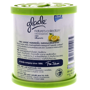 Glade Lemon Nature's Collection 70 Gm