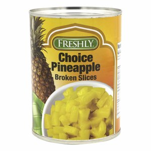 Freshly Choice Pineapple Broken Slices 565g