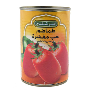 Freshly Whole Peeled Plum Tomatoes In Tomato Juice 400g
