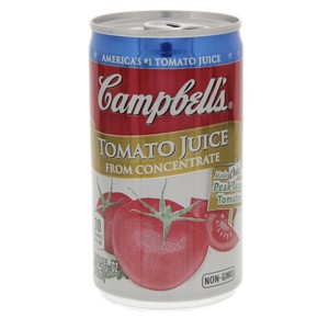 Campbells Tomato Juice From Concentrate 163ml