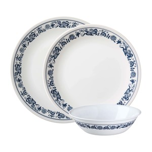 Corelle Dinner Set Old Town Blue 18pcs
