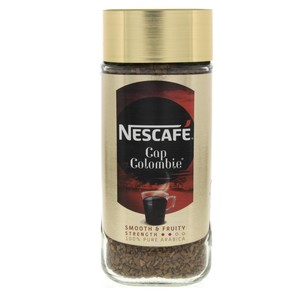 Nescafe Cap Colombie Smooth & Fruity 100g