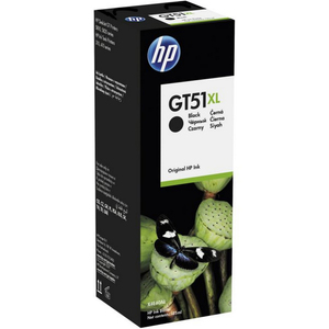 HP Ink Bottle GT51XL 135ml Black