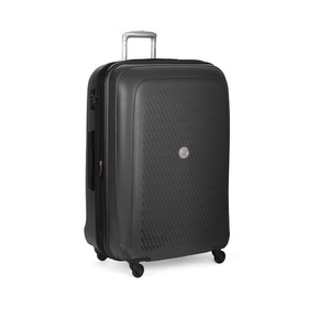 Delsey Tasman 4Wheel Hard Trolley 55cm Anthracite