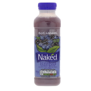 Naked Superfood Blueberry  Smoothie 450ml