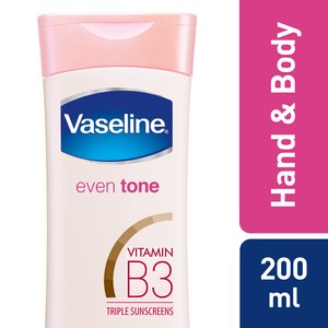 Vaseline Body Lotion Even Tone 200ml