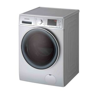 Daewoo Front Load Washer & Dryer DWC-EHD1433 9/7Kg