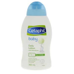Cetaphil Baby Lotion Shea Butter 300ml