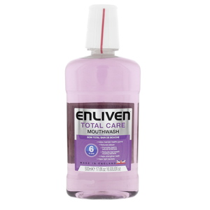 Enliven Total Care Mouthwash 500ml