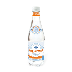 Acqua Panna Still Natural Mineral Water PET Bottle 500ml