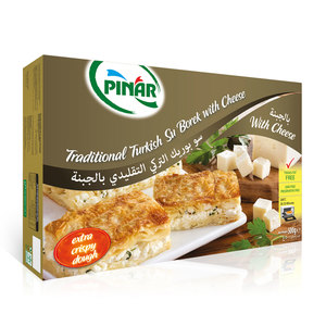 Pinar Turkish Su Borek with Cheese 500g