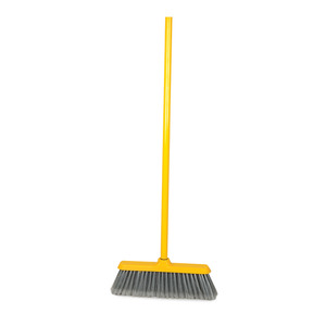 Smart Klean Soft Broom 8055 Yellow
