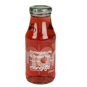 Mangajo Pomegranate & Green Tea 250ml