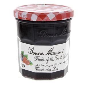 Bonne Maman Fruit Of The Forest Jam 370g
