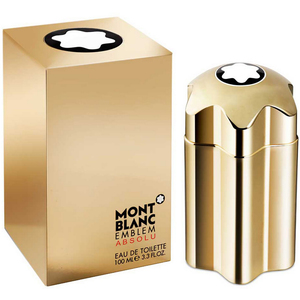 Mont Blanc Emblem Absolu Eau De Toilette for Men 100ml