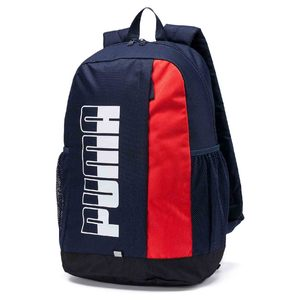 PUMA Plus Backpack II Navy Red 07574904