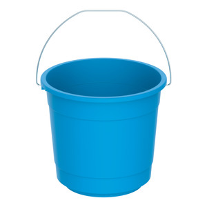 Cosmoplast Bucket EX-20 3Litre Assorted Color 1pc