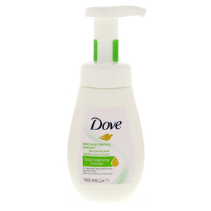Dove Deep Pure Cleanser 160ml