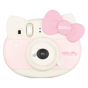 Fujifilm Instax Camera Hello Kitty Black + Film Kit