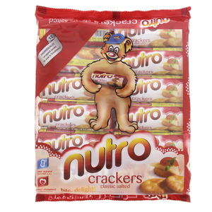 Nutro Classic Salted Crackers 42g