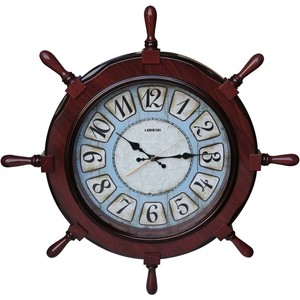 Home Style Wall Clock Ceramic 47cm