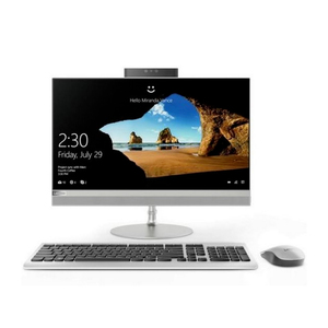 Lenovo All in One Desktop 520-F0DJ0058AX Core i7 Silver