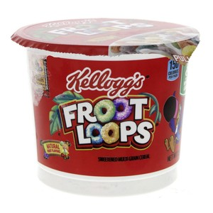 Kellogg's Froot Loops Sweetend Multi Grain Cereal 42g