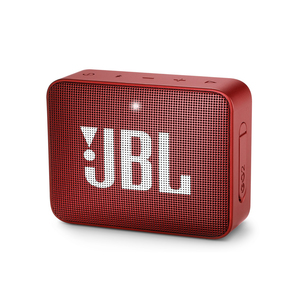 JBL Portable Bluetooth Speaker JBL GO2 Red