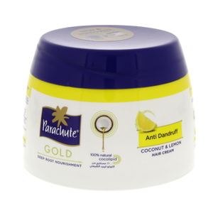 Parachute Gold Coconut & Lemon Hair Cream 210ml