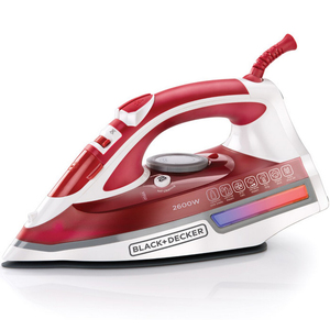Black+Decker Steam Iron X2210-B5 2600W