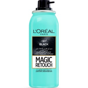 Loreal Magic Retouch Concealer Spray Black 75ml