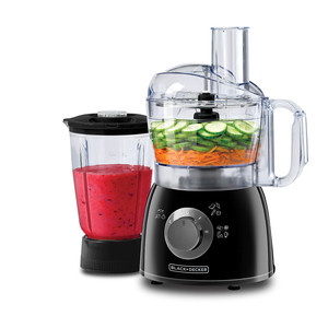 Black+Decker Food Processor FX400B-B5 400W