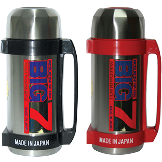 Buy BIG-7 Steel Flask BP1800 1 8Ltr - Flasks - Lulu Webstore UAE