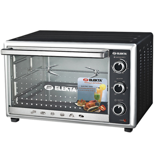 Elekta Electric Oven with Rotisserie EBRO-534(K) 34Ltr