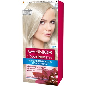 Garnier Color Intensity Silver Blonds S09 Hair Color 1 Packet