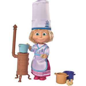 Masha and the Bear Masha Cook with Accessories 9301987