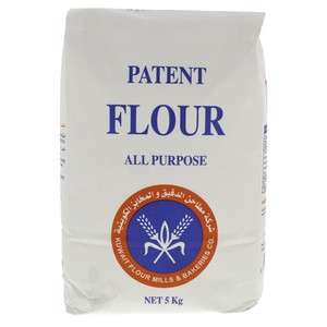 Kuwait Flour Mills And Bakeries  Patent  All Purpose Flour 5 Kg