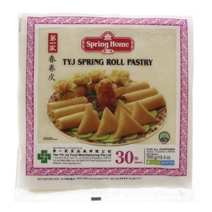 Sprin Home TYJ Spring Roll Pastry 550g